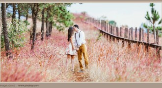 Main Article PIC _ Foto Prewedding Selebriti yang Menginspirasi