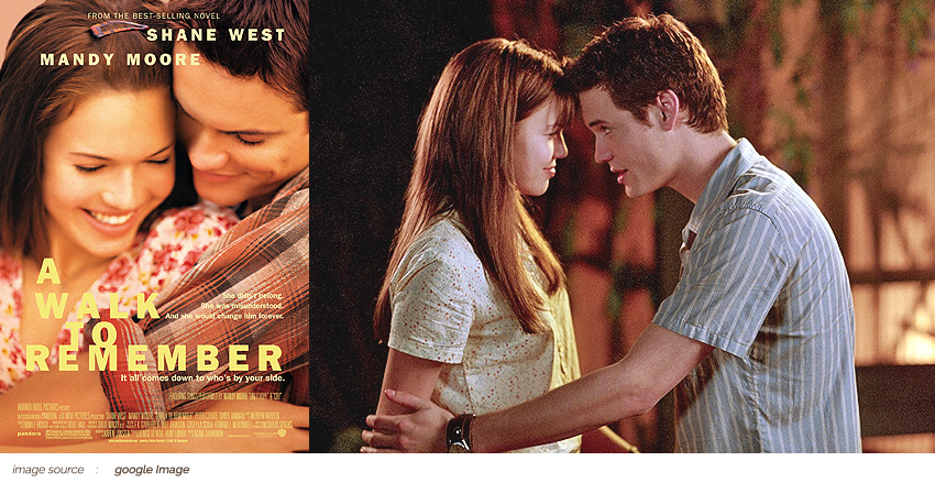 Sub Article Pic _ A walk to remember