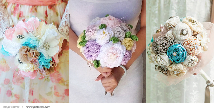 Sub Article 2017 _ Fabric Bouquet