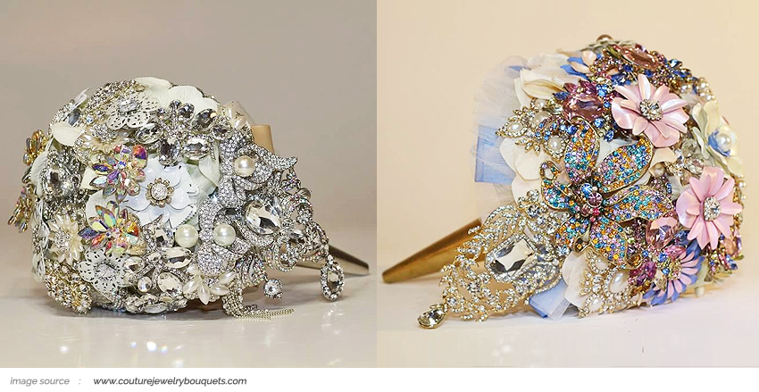 Sub Article 2017 _ Jewelry Bouquet