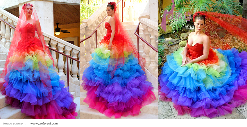 Sub Article 2017 _ Rainbow Gown 1