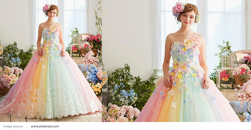 Sub Article 2017 _ Rainbow Gown 2