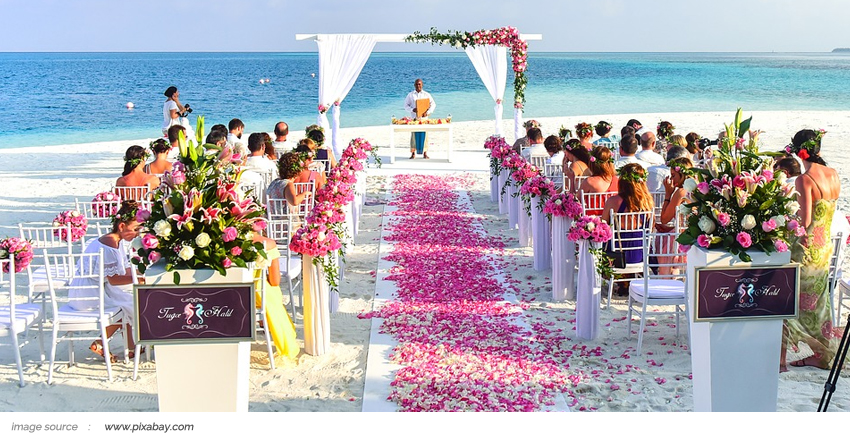Sub Article 2018 _ Beach Wedding
