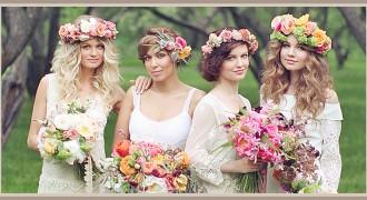 Main Article PIC _ Bohemian Hairstyle untuk Sang Mempelai Wanita