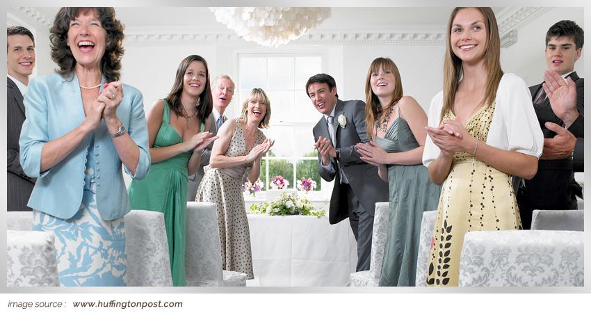 Main Article 2017 _ Tipe-tipe Tamu Saat Resepsi Pernikahan